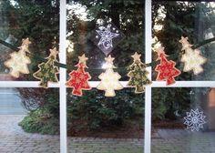 Christmas Tree Bunting £12.80