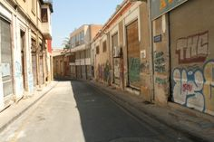 Old Nicosia.