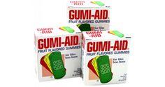 Gummi Bandaids, $37/12 boxes {via candydirect.com}