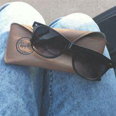 RayBan® Wayfarers, #Raybans, sunglasses for men, Ray-Ban® Sunglasses