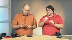 Totally awesome product- Video gear tutorial: Recording to an iPad or iPhone | lynda.com