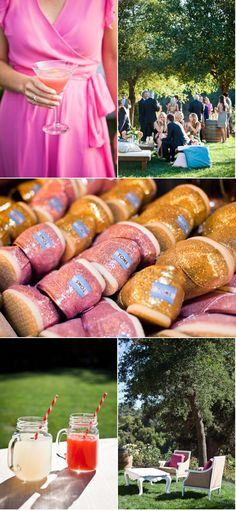 Sonoma Wedding by Kate Webber Photography + MAP Wedding & Events | Style Me Pretty