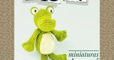 Amb, Camila, Free, Crochet, Ideas, Magic Ring, Hopscotch, Chains, Miniatures
