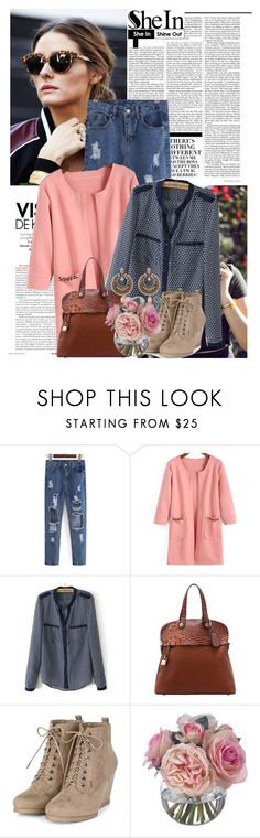 """""""Sheinside.com 8"""" by laurafox27 ❤ liked on Polyvore featuring Nicki Minaj, Diane James and Givenchy"""