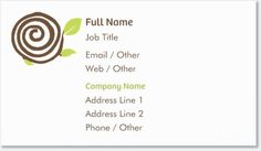 Brown Tree Stump Standard Business Cards, Nature Brown Standard Business Cards | Vistaprint