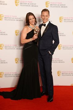 Tom and Suranne Jones