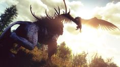 Griffin vs Fiend #TheWitcher3 #PS4 #WILDHUNT #PS4share #games #gaming #TheWitcher #TheWitcher3WildHunt