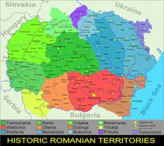 Resultado de imagem para mapas antigos da romenia Romania Map, Constanta Romania, Tumblr Cartoon, Republica Moldova, Thing 1, Historical Maps, History Facts, Bulgaria, Hungary