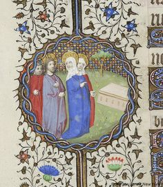 Book of Hours, MS M.359 fol. 78v - Images from Medieval and Renaissance Manuscripts - The Morgan Library & Museum