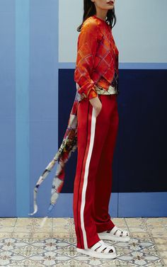 Preen by Thornton Bregazzi Resort 2015 Trunkshow Look 6 on Moda Operandi