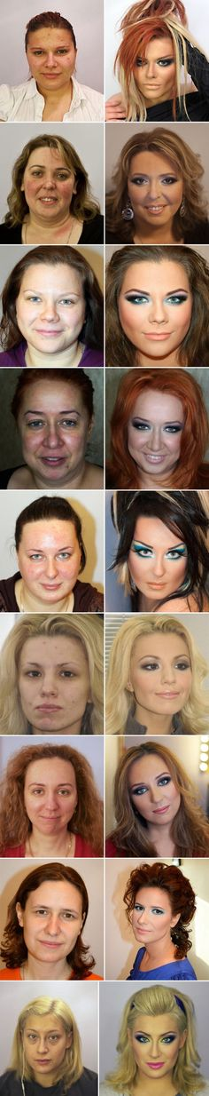 before-and-after-makeup...the miracles that make up can do!
