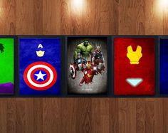 Quinteto - Super Herois