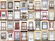 Andre Vicente Goncalves Photography Windows of the World - Guimaraes Fabric Canopy, Diy Canopy, Canopy Tent, Hotel Canopy, Window Canopy, Beach Canopy, Canopy Bedroom, Tree Canopy, Facades