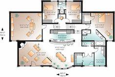 Planos de Viviendas - Planos de casas modernas4