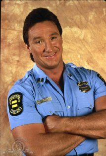 """Alan Autry stared as Capt. Bubba Skinner in the TV Series """"In The Heat of the Night."""""""