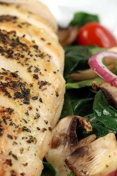 Heart-Healthy Low Sodium Chicken Marinade