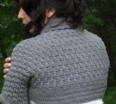Jane Austen-inspired Shrug Crochet Pattern