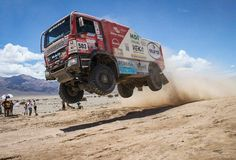 Get Dirty With 29 Stunning Photos Of The Dakar Rally