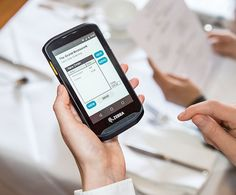 Zebra to introduce first SMB Mobile Device Restaurant Order, App Development, Smart Watch, Magazine, Technology, Tech, Smartwatch, Magazines, Tecnologia