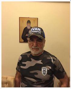 ivan-savvidis Thessaloniki, Composition, Contrast, Football, Baseball Cards, Sports, Soccer, Hs Sports, Futbol