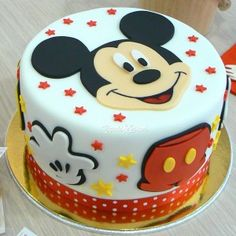 Tarta Mickey Mouse | Tartas y Galletas