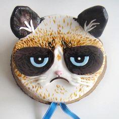 The Chubby Bunny. Via @Rachel Gladis of Craft more like a chubby cat
