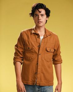 cole sprouse photoshoot