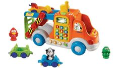 Vtech Electronics 80-049741 Pull and Learn Car Carrier Kids Toy - kids toys | DealSauce