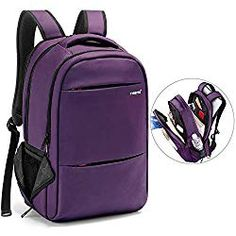 8c4a2e0a0b7d Amazing offer on LAPACKER inch Business Laptop Backpacks Women Mens Water  Resistant Laptop Travel Bag Lightweight College Students Notebook Computer  ...