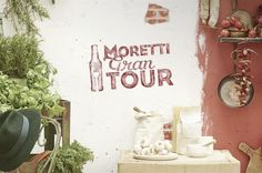 Heineken brand Birra Moretti is bringing its Gran Tour food and drink festival back to the UK this summer, kicking off at the Summerhall in Edinburgh from 9-12 July.