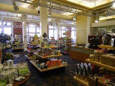 My Favorite Things: Murchies Tea & Coffee Shop in Victoria, B.C.