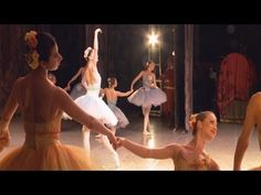 Becoming a professional ballerina is a journey that begins at a young age and is extremely competitive. We meet young girls devoting their lives to the profe...