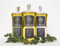 F'OLIO Olive Oil (Student Project) on Packaging of the World - Creative Package Design Gallery