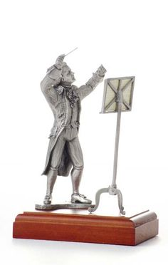 Pewter Mozart, Les Etains du Prince