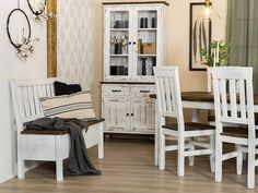 Jídelní nábytek ve skandinavském stylu, ošetřený vokem Entryway, Furniture, Home Decor, Entrance, Decoration Home, Room Decor, Door Entry, Mudroom, Home Furnishings