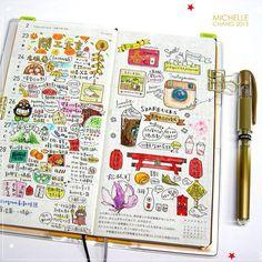 Bullet Journal Essentials, Bullet Journal Ideas Pages, Bullet Journal Layout, Bullet Journal Inspiration, Memory Journal, Book Journal, Sketch Journal, Daily Journal, Starbucks