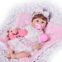 Bebe Boneca Reborn 43 Cm Pronta Entrega Envio Imediato 34a504e1ea7