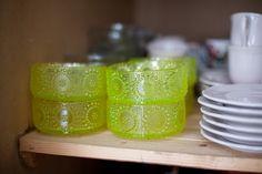 Grapponia glassware by Nanny Still for Riihimäen lasi