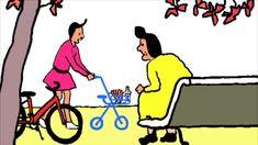 Pino zingt een liedje over de rollator van oma! Pino wil later ook een rollator. Zing je mee?