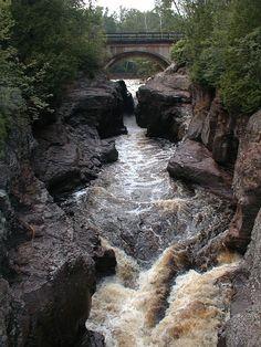 Temperance River, North Shore, MN