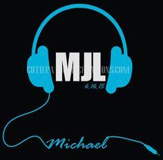 Headphones Bar Mitzvah Logo