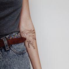 Plantas tatuaje