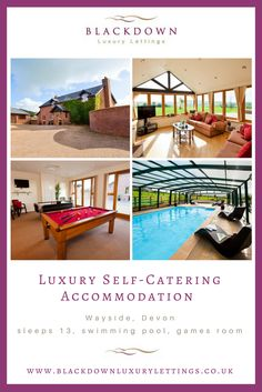 241 best backdown luxury lettings images luxury holidays stag rh pinterest com