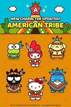 Hello Kitty Characters, Hello Kitty Themes, Hello Kitty Pictures, Sanrio Characters, Matryoshka Doll, Kokeshi Dolls, Sanrio Danshi, Scrapbook Frames, Sanrio Wallpaper