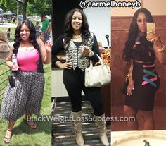 Weight Loss Story of the Day: Tane' lost 75 pounds in 7 months.
