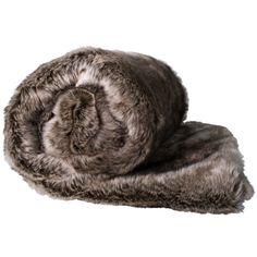 dcc6c8b584c Deer Animal Mohair Faux Fur Brown Tan Beige Sofa Blankets Throws Rugs IN  STOCK Sofa Blanket