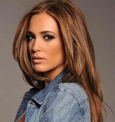 Hottest Hair Color Trends 2016 for Women 12