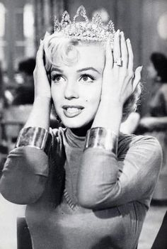 I feel like both little La La and Big La La would find these old Hollywood starlets amazing and beautiful.