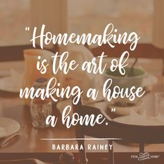 Dear Woman, Your Work at Home Matters This Year - Ever Thine Home - There is a vintage term that is out of favor today. It's been frowned upon as inferior. Homemaker Quotes, Christian Homemaking, Clean House Schedule, Relief Society Activities, Home Management, Homekeeping, Celebration Quotes, Working Moms, Decoration