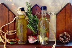 Салатное пряное масло
